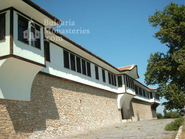 Горноводенски манастир - Манастирските стени (Снимка 20 от 20)