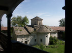 """Горноводенски манастир - Църквата """"Св. Петка"""""""