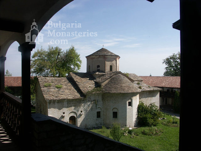 Горноводенски манастир - Църквата