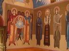Градешки манастир - Стенописи