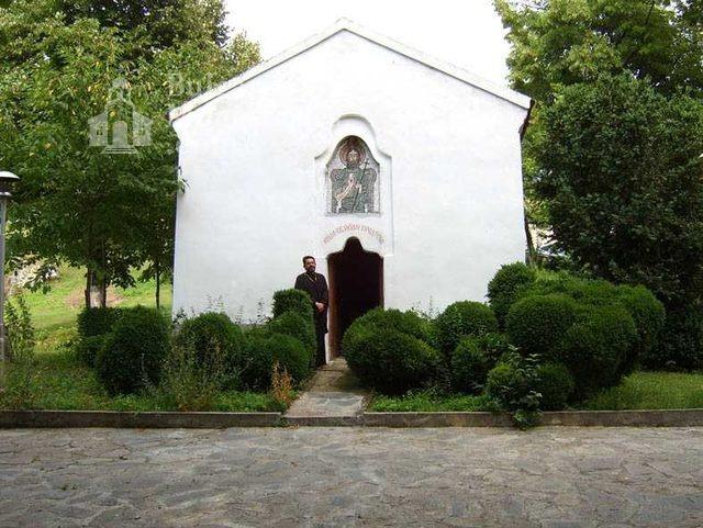 Градешки манастир - Църквата