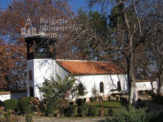 Гранишки манастир - Църквата