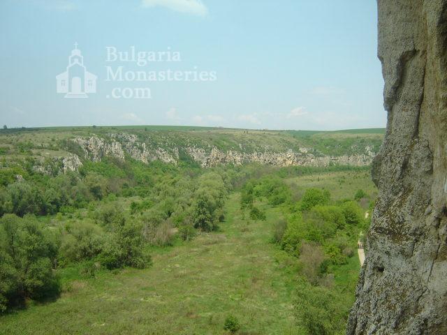 Ивановски манастир - Изглед от църквата Св. Богородица (Снимка 3 от 41)