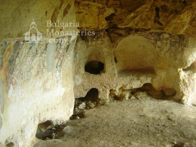 Ивановски манастир - Стенописи в църква Св. Теодор (Снимка 22 от 41)