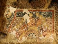 Ивановски манастир - Стенописи в църква Св. Теодор