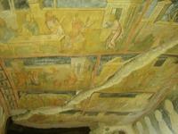 Ивановски манастир - Стенописи в църквата Св. Богородица