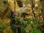 Ивановски манастир - Входа на Господев Дол