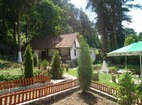 Изворски манастир - Манастирският двор