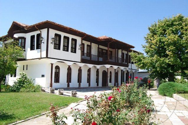 Калоферски манастир (Снимка 4 от 4)