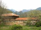 Калоферски манастир - Манастирът от вън