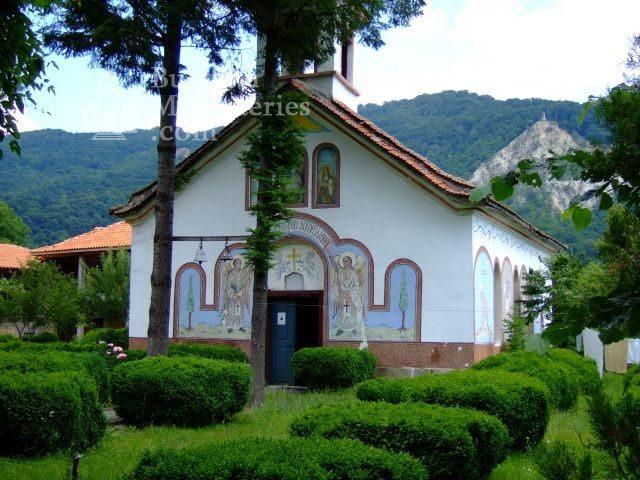Калоферски манастир - Църквата