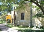 Казанлъшки манастир - Дворът