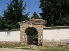 Казанлъшки манастир - Манастирският вход
