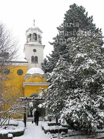 Казанлъшки манастир - Църквата ,,Въведение Богородично