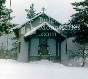 Кладнишки манастир - Църквата