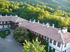 Клисурски манастир - Птичи поглед кум манастира