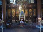 Клисурски манастир - Църковният олтар