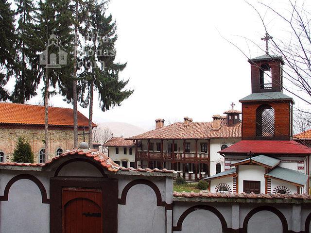 Кокалянски манастир - Комплексът (Снимка 2 от 20)