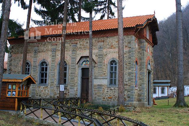 Кокалянски манастир - Църквата