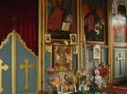 Копривецки манастир - Олтарът в църквата