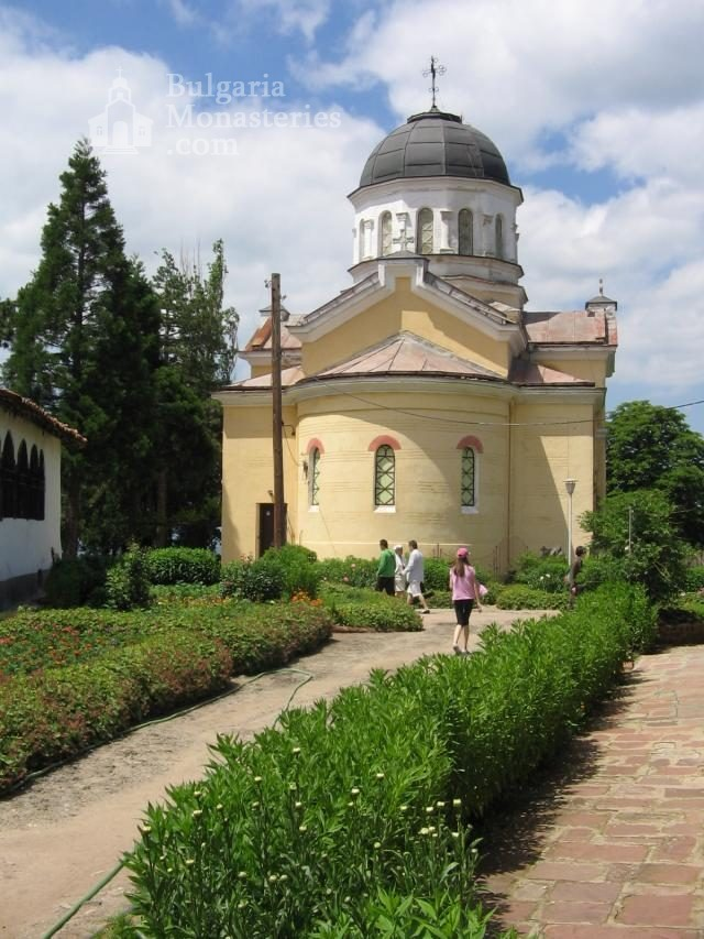 Кремиковски манастир - Новата църква (Снимка 4 от 29)