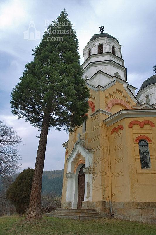 Кремиковски манастир - Новата църква (Снимка 5 от 29)