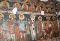 Кремиковски манастир - Стенописи в старата църква