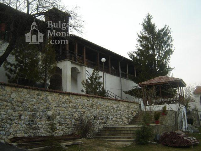 Кукленски манастир - Жилищните сгради (Снимка 7 от 27)