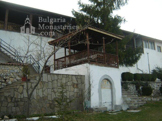 Кукленски манастир - Жилищните сгради (Снимка 8 от 27)