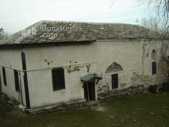 Кукленски манастир - Църквата (Снимка 9 от 27)