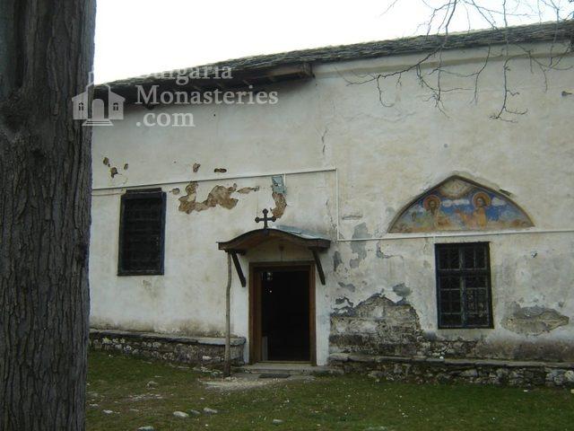 Кукленски манастир - Църквата (Снимка 11 от 27)