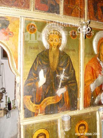 Курилски манастир - Икона (Снимка 13 от 21)