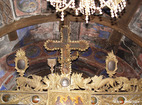 Курилски манастир - Царските двери