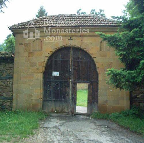 Лопушански манастир - Манастирската порта (Снимка 7 от 23)