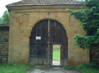 Лопушански манастир - Манастирската порта