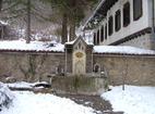 Мъглижки манастир - Чешмата