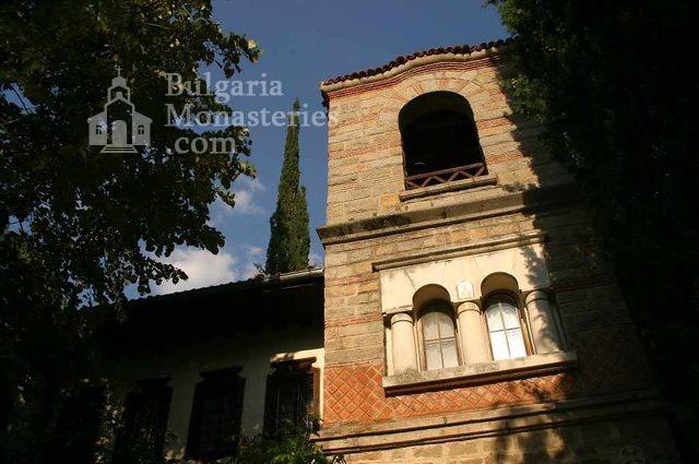 Мъглижки манастир - Комплексът от вътре (Снимка 13 от 14)