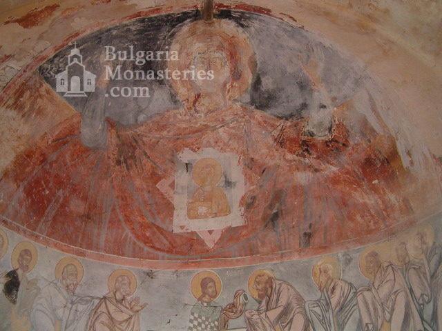 Маломаловски манастир - Стенописи в църквата (Снимка 3 от 17)