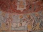Маломаловски манастир - Стенописи в църквата