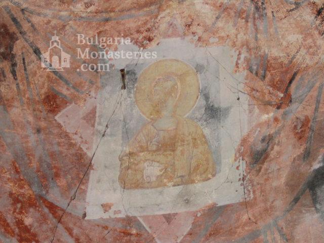 Маломаловски манастир - Стенописи в църквата (Снимка 8 от 17)