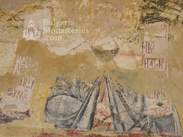 Маломаловски манастир - Стенописи в църквата (Снимка 13 от 17)