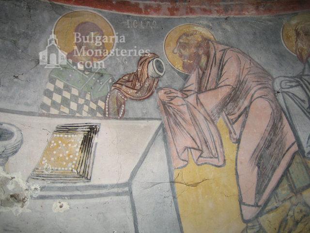 Маломаловски манастир - Стенописи в църквата (Снимка 16 от 17)