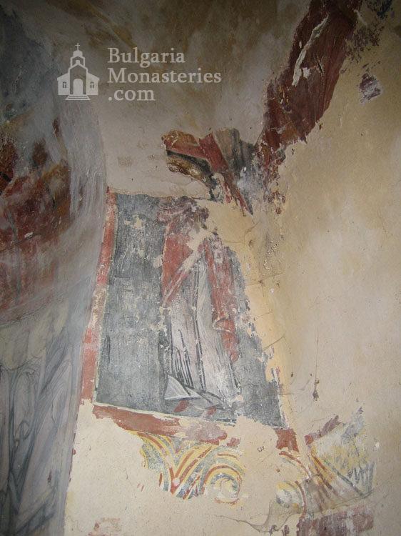 Маломаловски манастир - Стенописи в църквата (Снимка 17 от 17)