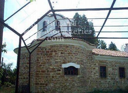 Мердански манастир - Църквата