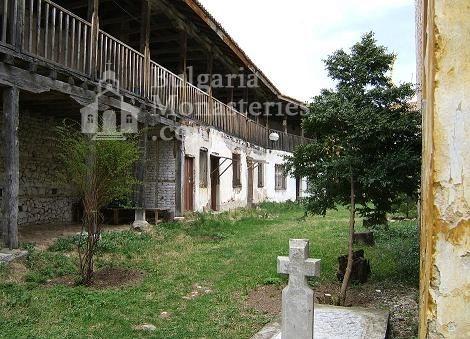 Мулдавски манастир - Жилищните сгради (Снимка 28 от 31)