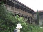 Мулдавски манастир - Манастирът от вътре