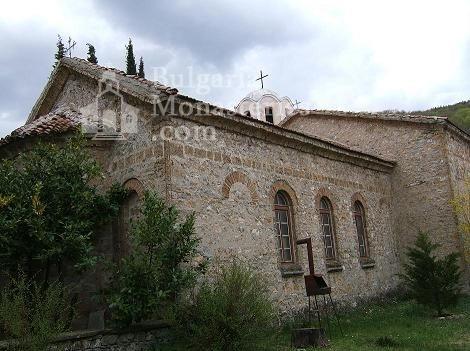 Мулдавски манастир - Църквата