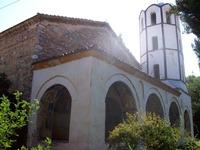 Мулдавски манастир - Църквата с камбанарията