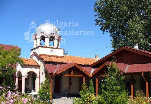 Обрадовски манастир - Църквата