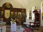 Панчаревски манастир  - В църквата